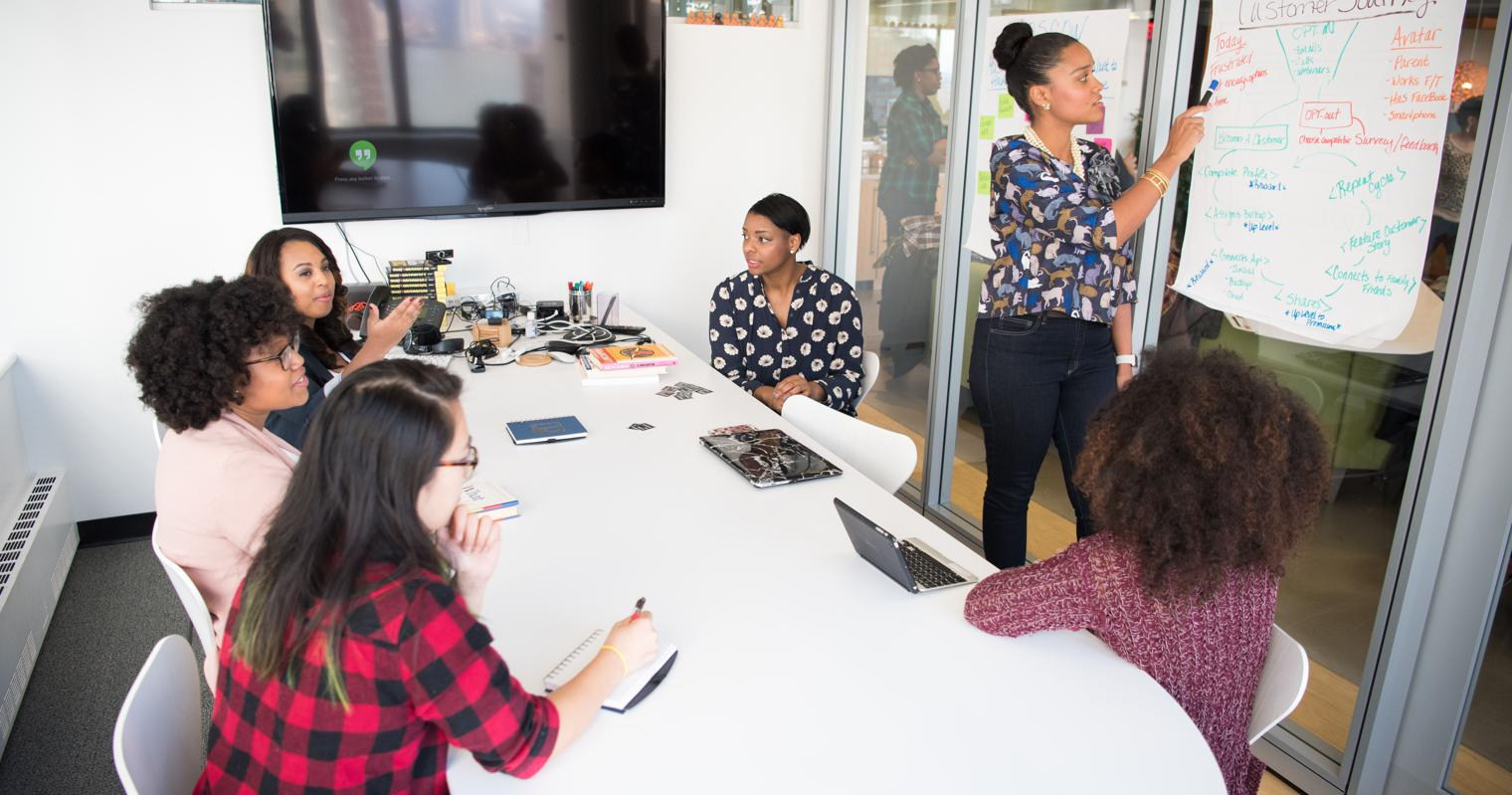 3 Things Companies Can Learn About Creating Inclusive Cultures From This All-Female Tech Startup